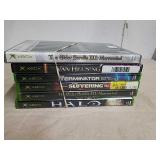 Six Xbox video games