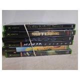 6 Xbox video games