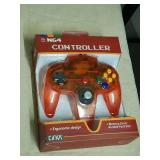 Game controller for Nintendo 64