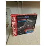 Sega Genesis 16 bit Video Entertainment System