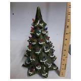 Vintage ceramic tree