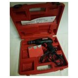 Craftsman electric drill in case