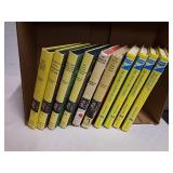 Vintage Carolyn Keene books