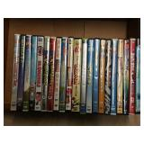 Group of kids DVD movies