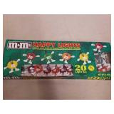 M&Ms happy lights