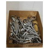 Group of wrenches and more