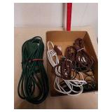 Group of extension cords