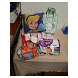 Princess pillow  Pull-Ups diapers