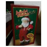 Jingle bell rock Santa only music works