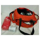Medic duffle bag full of supplies includes