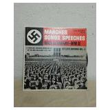 Marches, songs, speeches Nazi Germany WW2 33 RPM
