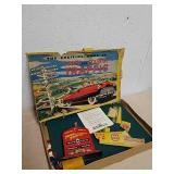 Vintage Town & Country traffic board game