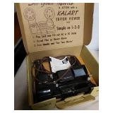 Vintage Kalart editor viewer
