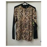 New energy Zone size small long sleeve shirt