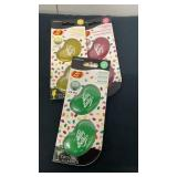 3 new packs of jelly bell duos air freshener