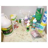 MISC CLEANERS; WET ONES, DRAIN OPENER, ETC