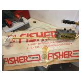 VLF/TR DISCRIMINATOR FISHER M-SCOPE CASH FINDER