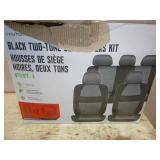 NEW TWO-TONE SEAT COVER KIT