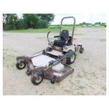 Grasshopper 930D zero turn mower