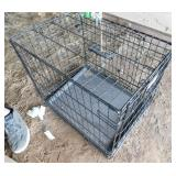 Animal wire cage
