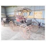 1908 Black Buggy car