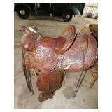 Fred Mueller Pleasure saddle