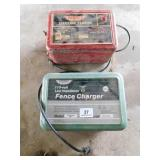 2- Parmak fence chargers