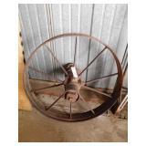 Steel Antique wheel