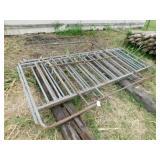 3- steel panels