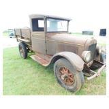 1928? REO Speedwagon pickup
