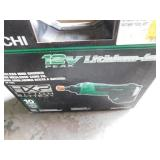 Hitachi cordless grinder
