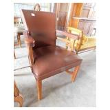 Vinyl covered Chair