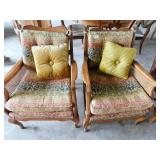 2-Occasional chairs