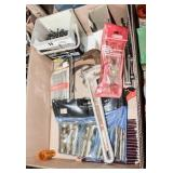 """Punch Set, Pittsburg 14"""" Pipe Wrench/screws"""