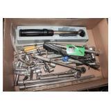 sockets - s-k, craftsman torque wrench, Promerica