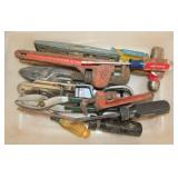 Miscellaneous Tools - Hammer, staple gun