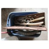 Tote - Tools - RUSTY
