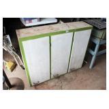 Wooden Cabinet - 3 doors