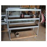 Rolling Shelf Unit