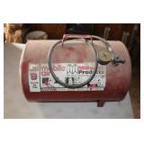 9 gallon air tank
