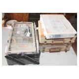 Organizers - tool box/fishiong box
