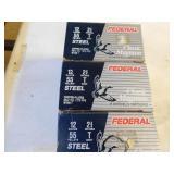 12 GU SHOTGUN SHELL - 3 BOXES(75 ROUNDS)