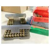 9MM AMMO PARTIAL BOXES