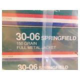 30-06 SPRINGFIELD FMJ AMMO 20 ROUNDS (HANSEN)