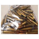 8MM X 57 EGYPTIAN AMMO 58 ROUNDS