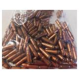 AMMO UNKNOWN HEADSTAMP 11 84 125 ROUNDS