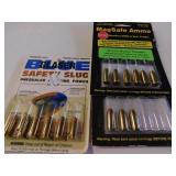 .32 ACP SAFETY AMMO GLASER AND MAGSAFE