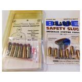 .380 AND 38 SPECIAL SAFETY AMMO GLASER AND PPS