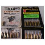9MM SAFETY AMMO GLASER AND MAGSAFE