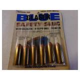 44 SPECIAL SAFETY SLUGS GLASER